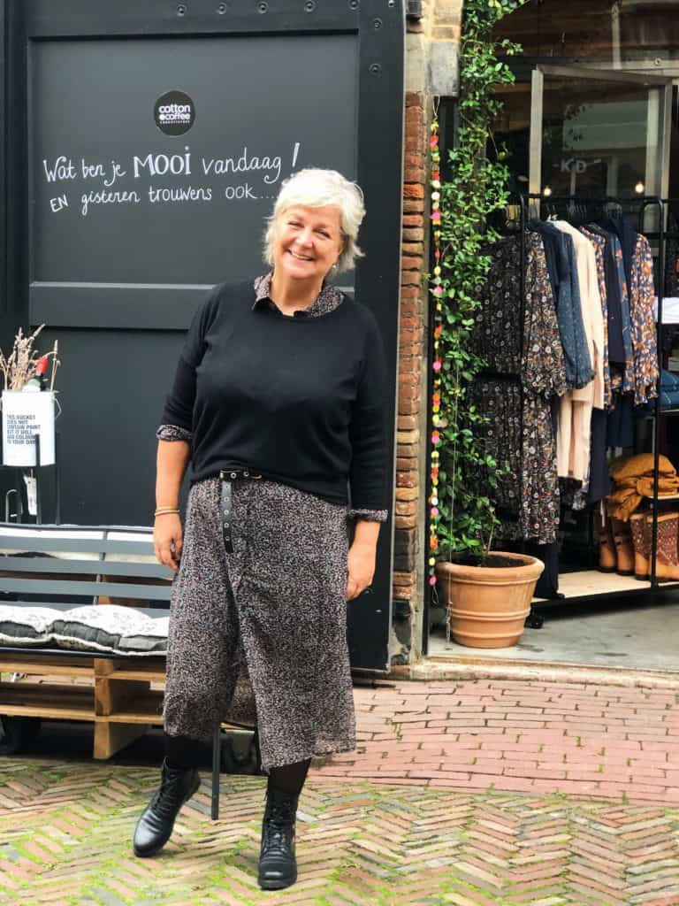 Yvonne Smeenk Cotton Coffee conceptstore Doesburg